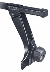 "Thule High Foot Gutter Mount Foot Pack (8"" Clearance)"