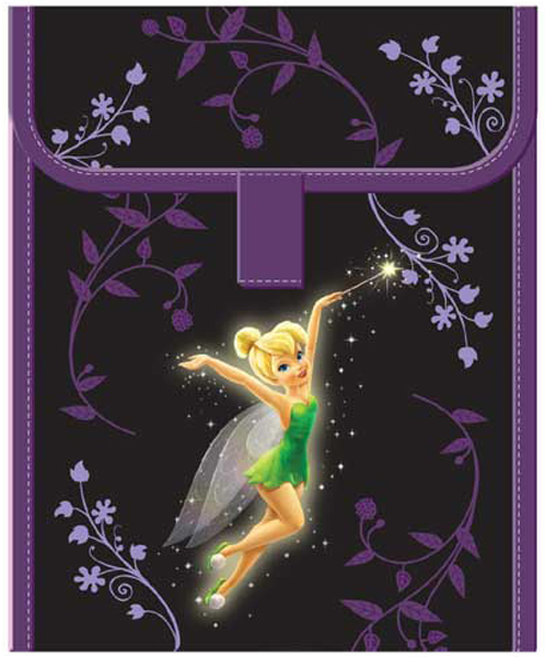 Tinkerbell Attachable Car Litter Bag