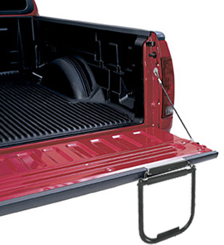 Image of Top Line Tailgate Step/Bed Hopper