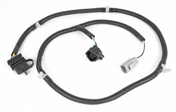 Image of Jeep Wrangler JK 4-Way Tow Wire Harness (2007-2018)
