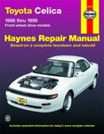 Toyota Celica Haynes Repair Manual (1986-1999)