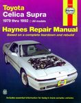 Toyota Celica Supra Haynes Repair Manual (1979-1992)