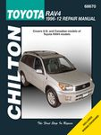 Toyota RAV4 Chilton Repair Manual (1996-2012)
