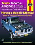 Toyota Tacoma, 4 Runner & T100 Haynes Repair Manual (1993-2004)