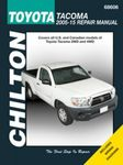 Toyota Tacoma Chilton Repair Manual (2005-2015)