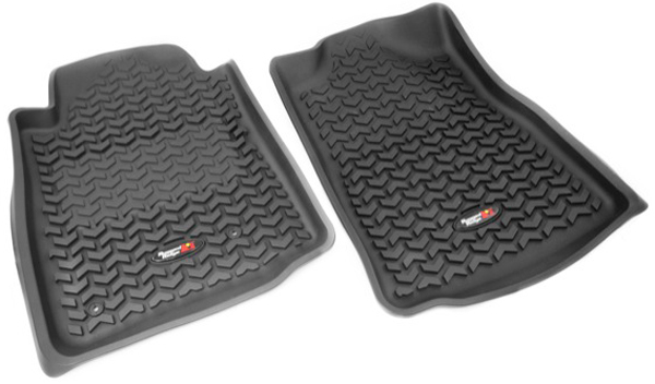 Toyota Tacoma Front All Terrain Floor Liners-Pair (2005-2012)