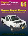Toyota Tacoma Haynes Repair Manual (2005-2018)