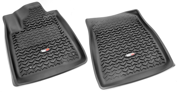 Toyota Tundra Front All Terrain Floor Liners-Pair (2007-2014)