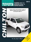 Toyota Tundra & Sequoia Chilton Repair Manual (2007-2014)
