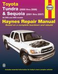 Toyota Tundra & Sequoia Haynes Repair Manual (2000-2007)
