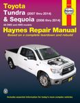 Toyota Tundra & Sequoia Haynes Repair Manual (2007-2014)