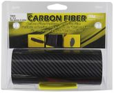 "TrimBrite Black Carbon Fiber Adhesive Film (6"" x 6ft)"