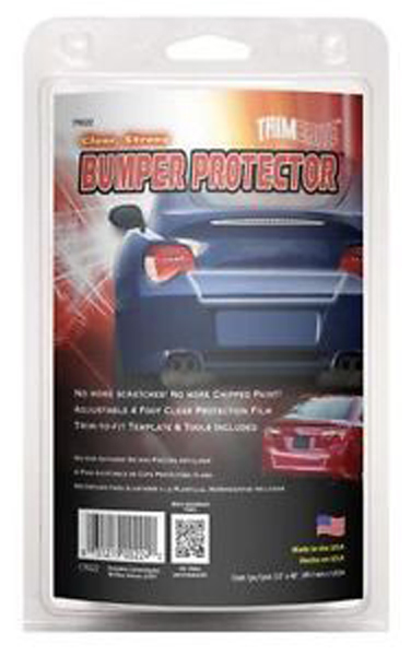 Protects your bumper from nicks  scuffs and scratches      Virtually invisible    Made   from durable...
