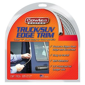 Cowles Truck & SUV Door Edge Trim (8 ft)