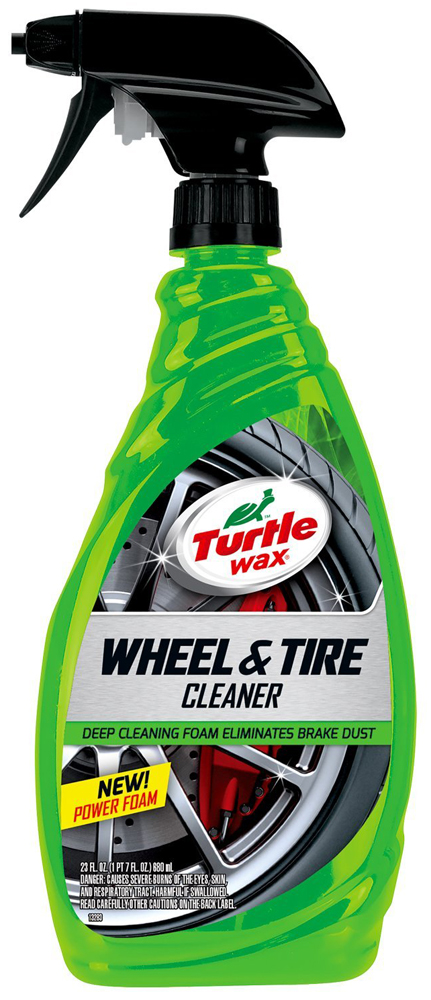 Image of Turtle Wax All Wheel and Tire Cleaner (23 oz)