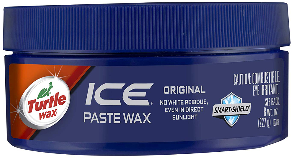 Turtle Wax ICE Premium Care Paste Wax