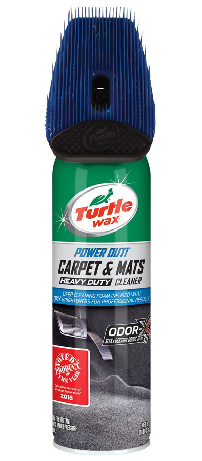 Turtle Wax Power Out Carpet & Mats Cleaner (18 oz.)