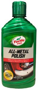 Turtle Wax All Metal Polish (11 oz)