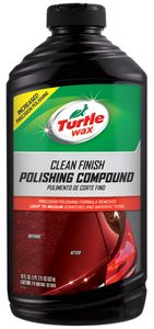 Turtle Wax Clean Finish Polishing Compound (18 oz)