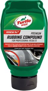 Turtle Wax Premium Rubbing Compound (18 oz)