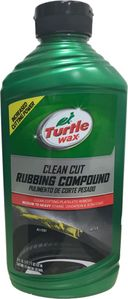 Turtle Wax Clean Cut Rubbing Compound (18 oz)