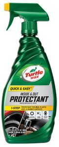 Turtle Wax Quick & Easy Inside and Out Protectant - (23 fl. oz)