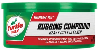Turtle Wax Rubbing Compound Heavy Duty Cleaner (10.5 oz.)