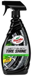Turtle Wax Wet n' Black Tire Shine