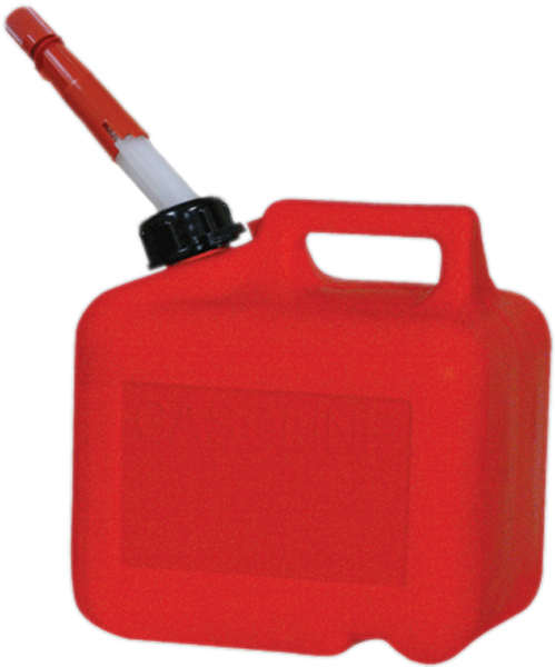 Image of Two Gallon CARB Plastic Gas Can