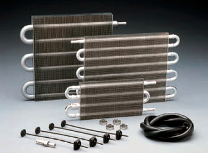 Image of Ultra-Cool Transmission Oil Coolers - Class A
