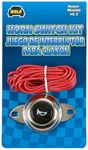 Universal Chrome Horn Button Switch Kit