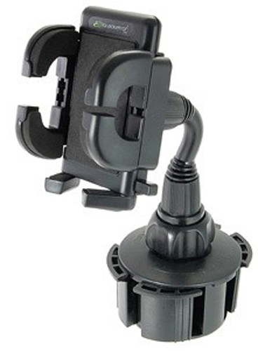 Image of Bracketron Universal Electronic Device Grip-It Cup Holder