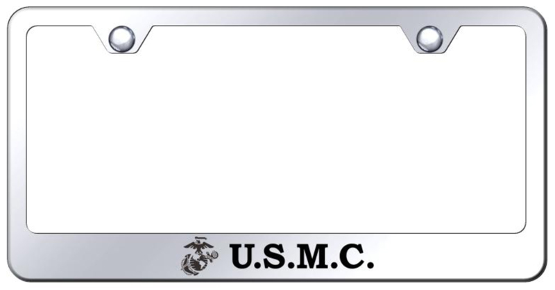 Mercury Laser Etched Stainless Steel License Plate Frame XXXLF-MRY-EC