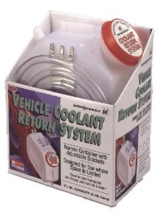 Interdynamics Vehicle Coolant Return System
