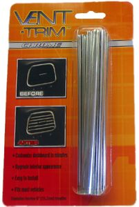 Vent-Trim Interior Molding by Cowles Products