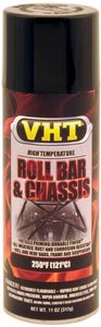 VHT High-Temp Roll Bar & Chassis Paint (11 oz.)