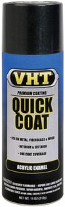 VHT Quick Coat™ Gloss Black Acrylic Enamel (11 oz.)