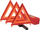 Victor Auto Emergency Warning Triangle (3 Pack)