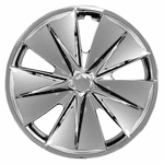 "Viking 15"" Chrome Plated Wheel Covers (Set of 4)"