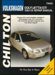 Volkswagen Golf, Jetta, GTI Chilton Manual (1999-2005)