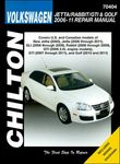 Volkswagen Jetta, Rabbit, GTI & Golf Chilton Repair Manual (2006-2011)