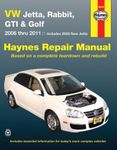 Volkswagen Jetta, Rabbit, GTI & Golf Haynes Repair Manual (2005-2011)