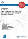 Volkswagen New Beetle & Convertible DVD Repair Manual (1998-2009)