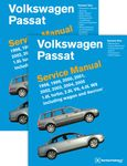 Volkswagen Passat Service Manual-2 Vol. Set (1998-2005)