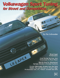 Volkswagen Sport Tuning for Street and Competition (1975-1997)