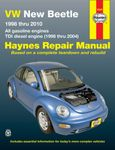 VW New Beetle Haynes Repair Manual (1998-2010)