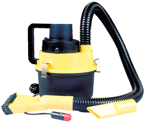 Image of Wagan Heavy Duty Wet/Dry Ultra Vacuum w/Inflating Adapter