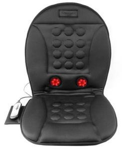 Wagan Infrared Heated & Massaging Seat Cushion