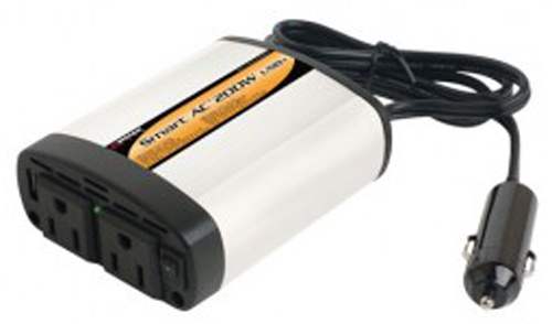 Image of Wagan Smart AC 200 Watt USB Power Inverter