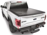 WeatherTech Alloy-Cover Tri-fold Custom-fit Hard Truck Bed Cover